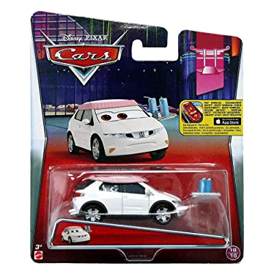 Disney/Pixar Cars, 2015 Tokyo Party, Mike Fuse Die-Cast Vehicle: Toys & Games