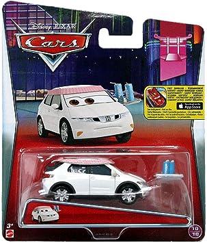 NIGEL GEARSLEY Giocattolo Mattel Disney Cars 1:55 Auto Modellini Metallo Diecast