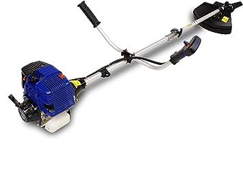 Hyundai HDBT314T - Desbrozadora térmica de 31 cm3 con motor de 4 tiempos: Amazon.es: Bricolaje y herramientas