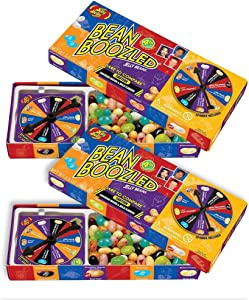 Jelly Belly (Set/2) Bean Boozled Jelly Beans Gift Box - Wild & Weird Flavors