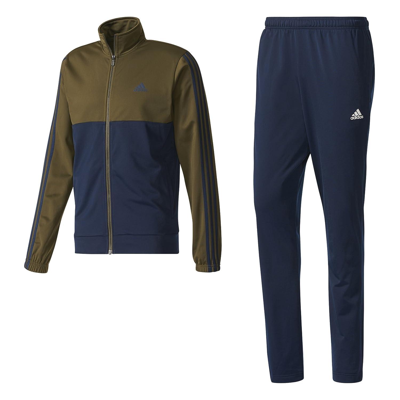 Conavy Traoli Conavy 10 adidas Men's Back, 3Stripe Tracksuit, Men, BACK2BAS 3Streifen