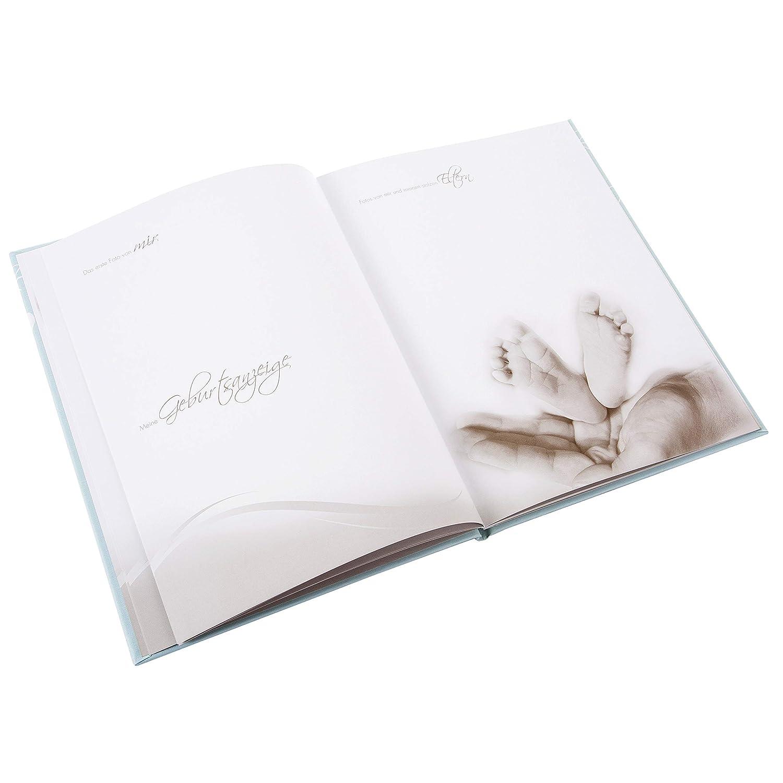Goldbuch 11/131/Journal de mon b/éb/é bleu