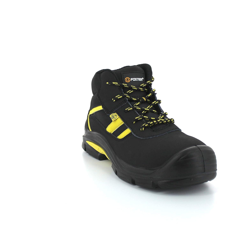 Malone Chaussures de sécurité Mixte | Sans métal |S3 ESD