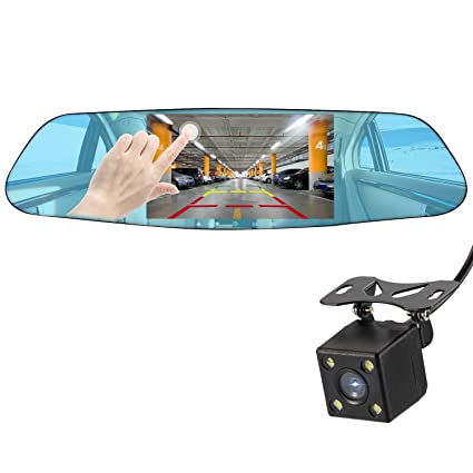 Review Dash Cam Backup Camera