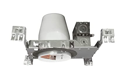 best loved 54dee 72b6f NICOR Lighting 3-Inch Non-IC Rated Recessed Housing (13100 ...