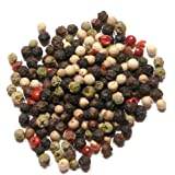 Four Peppercorn Blend, Rainbow-8oz-Colorful Classic Peppermill Blend
