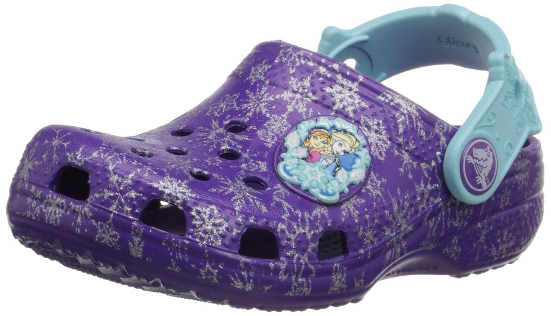 Crocs Girls' Classic Frozen Clog crocs 202356