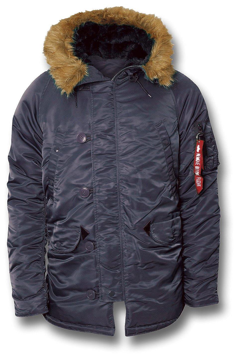 Alpha Industries Extreme Cold Weather N3B Parka Men's Jacket