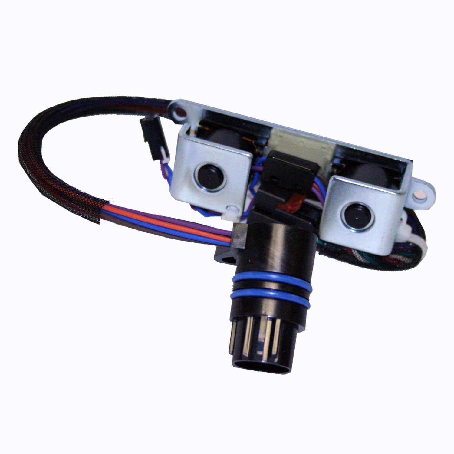 DACCO 22954C Solenoid, Lock-Up & Overdrive, Wire Harness, Dual 8 Pin/4Pin, A500/A518 & More