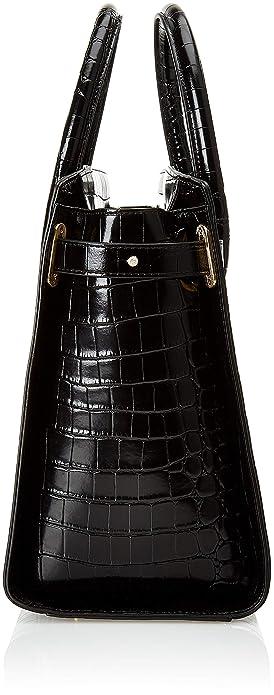 Guess Damen Peony Shopper, Schwarz (BlackBla) 30x28x15