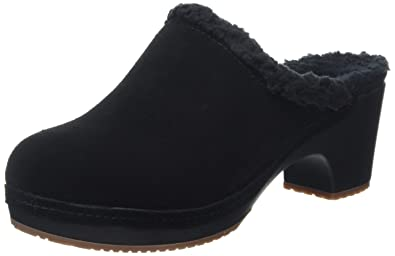 0a7d1288b crocs Women s Sarah Lined Black Clogs - W9(203414-001)  Buy Online ...