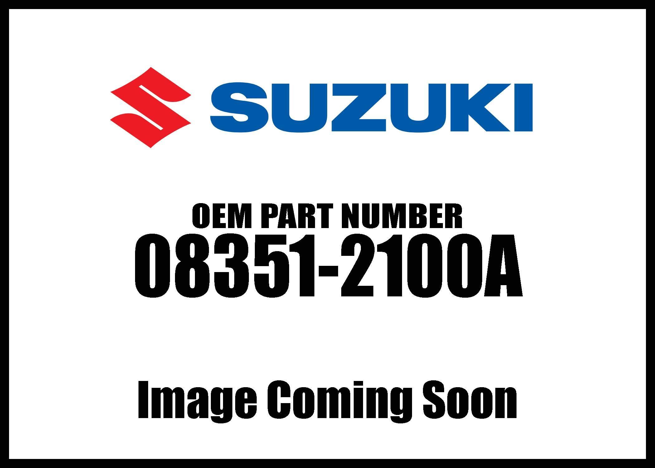 Suzuki Nipple Grease 08351-2100A New Oem