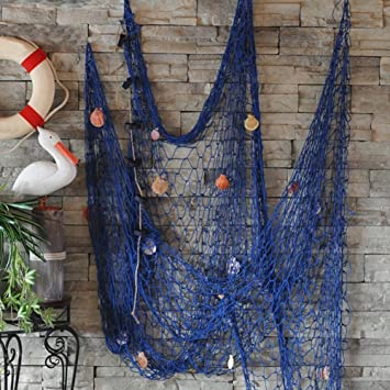 Fischernetz Deko secowel deko fischernetz maritime dekoration fotografie prop mit