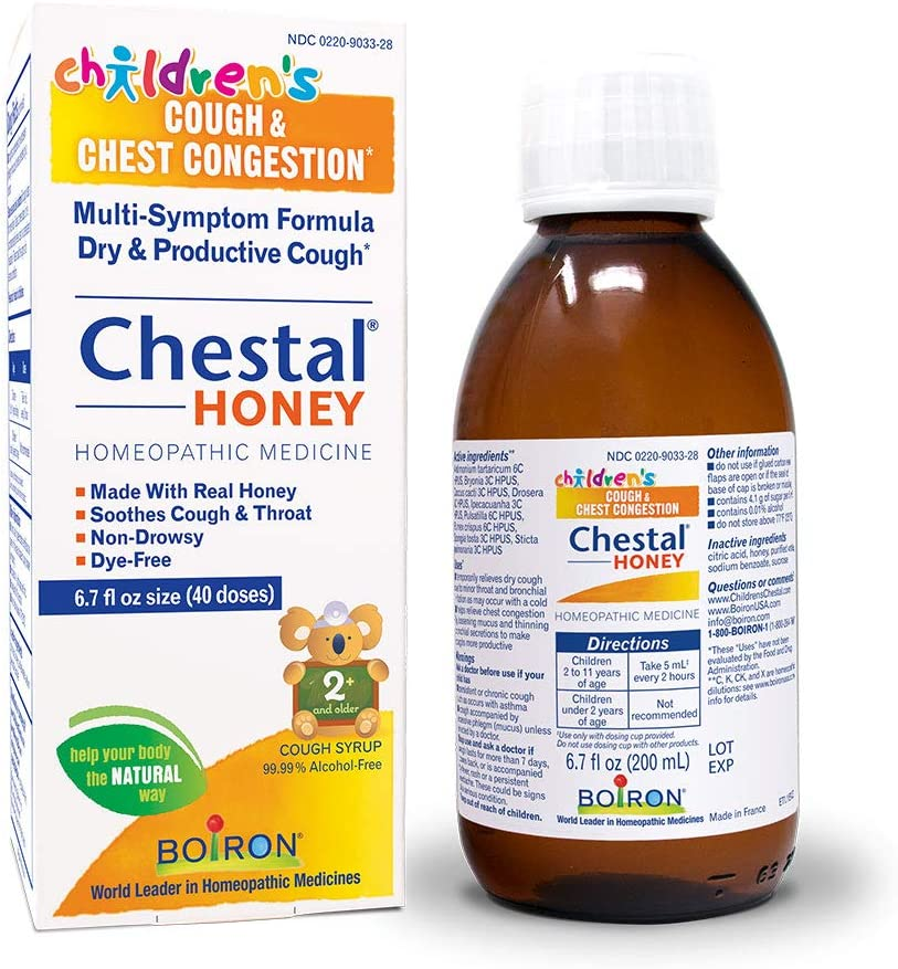 Top 13 Best Cough Syrup For Kids (2020 Reviews & Buying Guide) 5