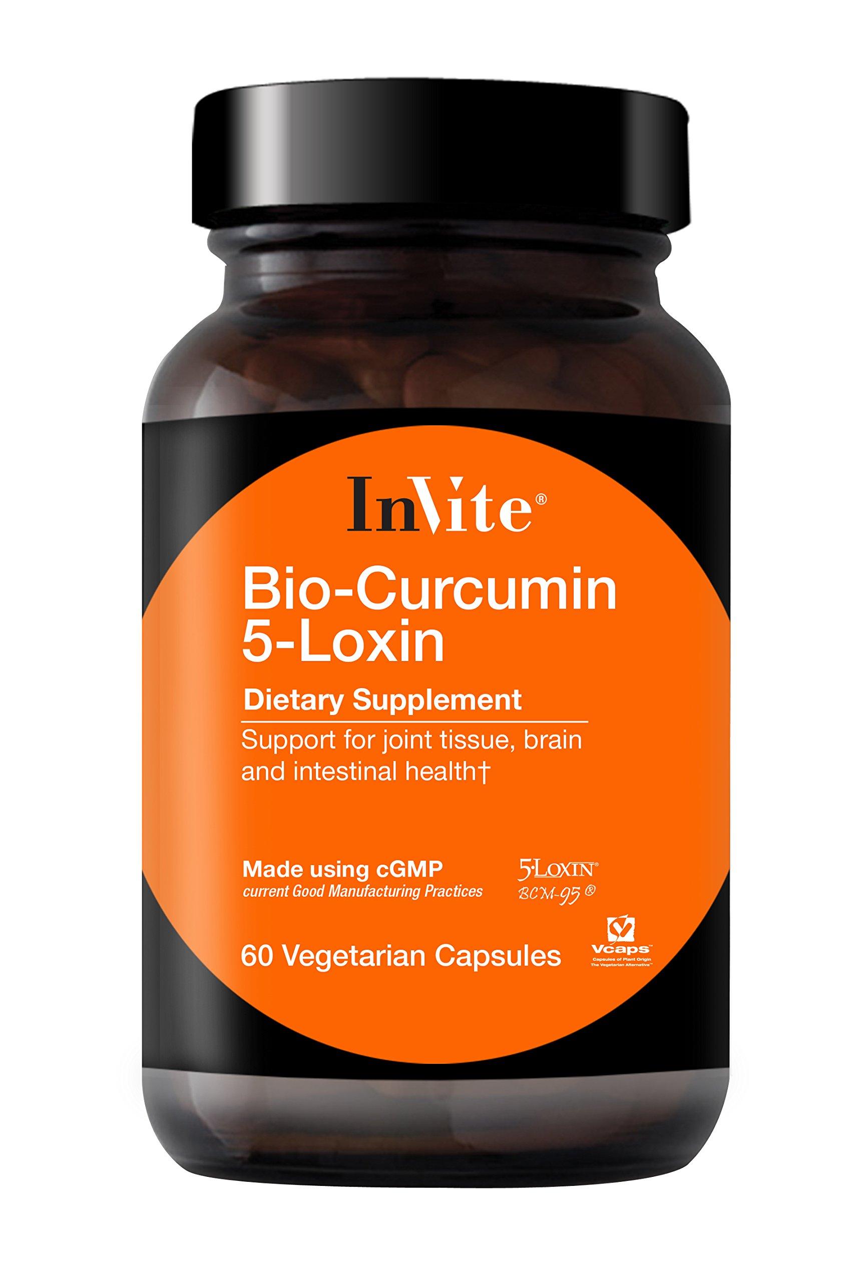 InVite Health Bio-Curcumin & 5-Loxin
