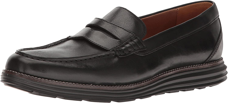 1c970d70747 Cole Haan Men s Original Grand Penny II Black Black Oxford  Amazon.co.uk   Shoes   Bags