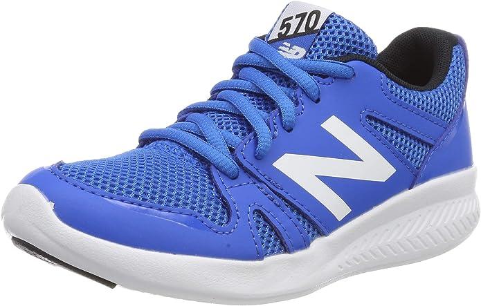 New Balance 570, Zapatillas Deportivas para Interior Unisex niños: Amazon.es: Zapatos y complementos