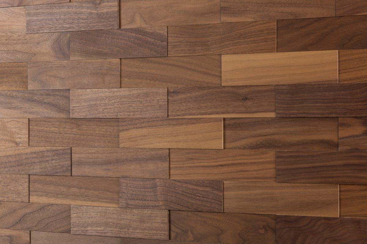 Paredes de madera latest en el mercado se consigue una - Revestimiento de paredes madera ...