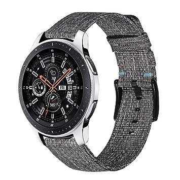 TRUMiRR Correa de Reloj para Galaxy Watch 46mm/Gear S3, 22mm ...