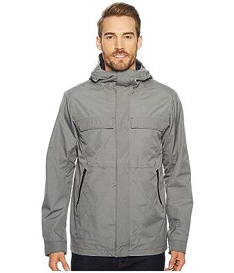 5d4f65b206 The North Face Mens Jenison II Waterproof Jacket TNF Medium Grey Heather  (XLarge)