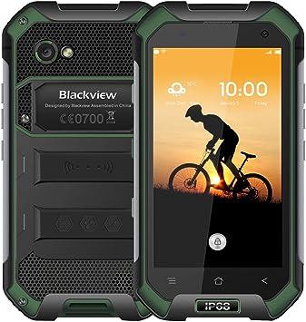 4.7 Rugged Teléfono Móvil, Blackview Bv6000 IP68 4 G Smartphone ...
