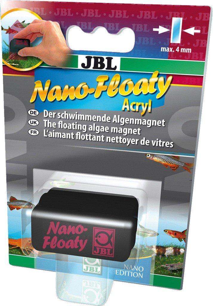 JBL Floaty Nano Aimant pour Verre de 4 mm pour Aquariophilie 6141900