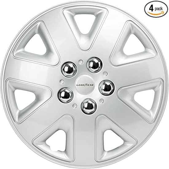 13/Inches Set of 4 Hubcaps