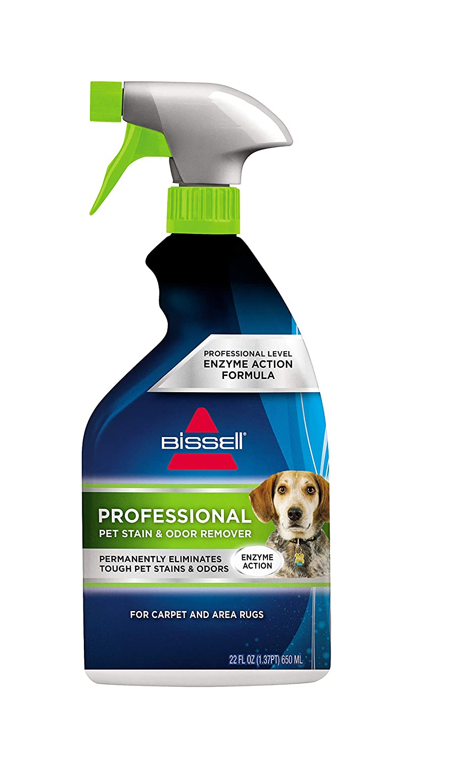 Bissell Professional Stain & Odor, 22 Ounces, 77X7