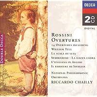 Rossini 14 Overtures