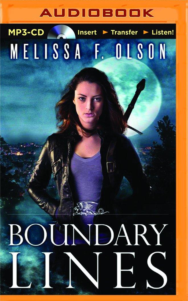 Boundary Lines Magic Melissa Olson product image