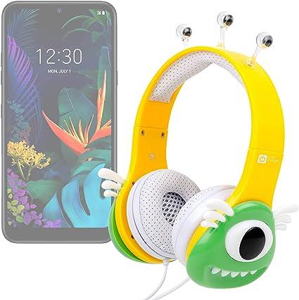 DURAGADGET Auriculares mágicos para niños Compatible con ...