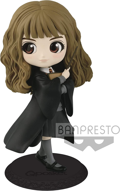 HARRY POTTER Granger Figura QPOSKET Hermione 14 CM, Multicolor (1 ...