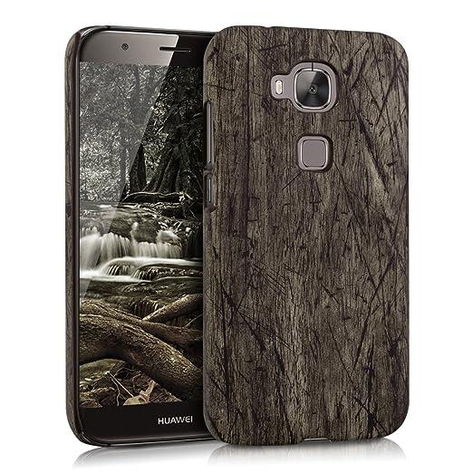 2 opinioni per kwmobile Cover per Huawei G8 / GX8- Custodia rigida in plastica per cellulare-