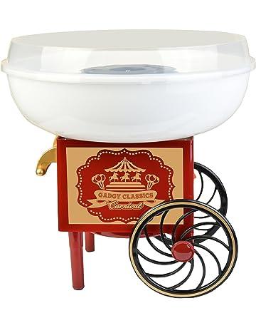 Gadgy ® Maquina de Algodón de Azúcar | Cotton Candy Machine para Casa | USA Azúcar