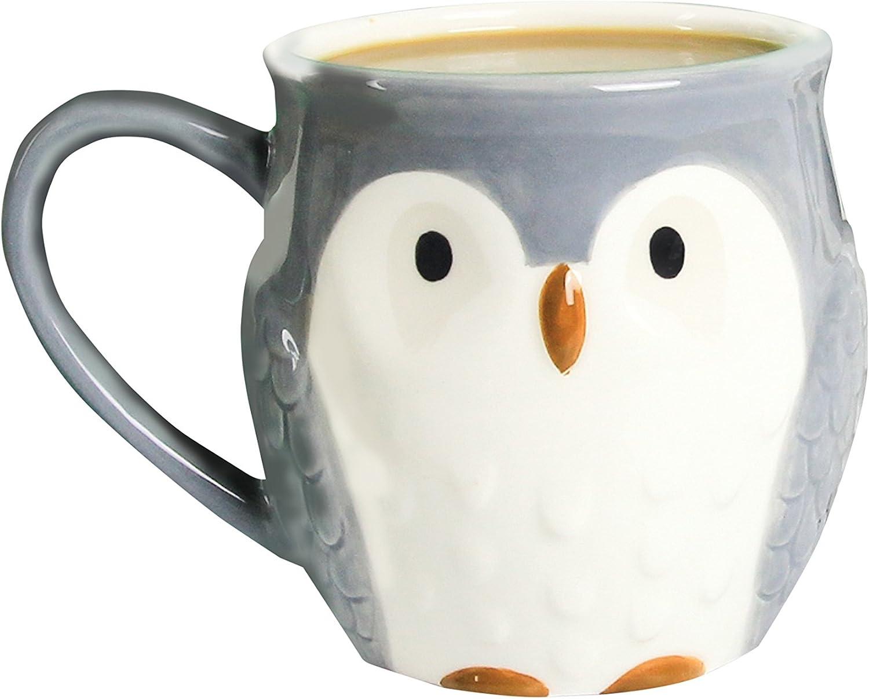 Paladone Early Bird Heat Changing Ceramic Coffee Mug
