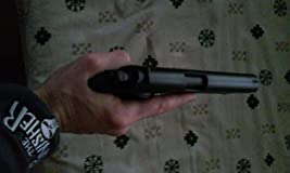 Photos enclosed, Great Heavy Pistol. sorry about clarity, i used an LG Phone