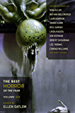 The Best Horror of the Year Volume 6
