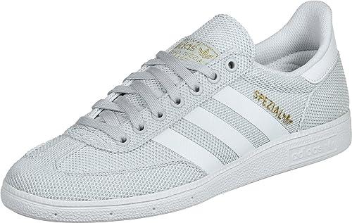 Zapatillas adidas - Spezial Weave gris/blanco/dorado talla: 44-2/3: Amazon.es: Zapatos y complementos