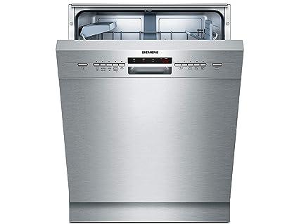 Siemens Kühlschrank Silber : Siemens sr m eu unterbaugeschirrspüler a a maßgedecke
