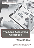 The Lean Accounting Guidebook: Third Edition: How to Create a World-Class Accounting Department