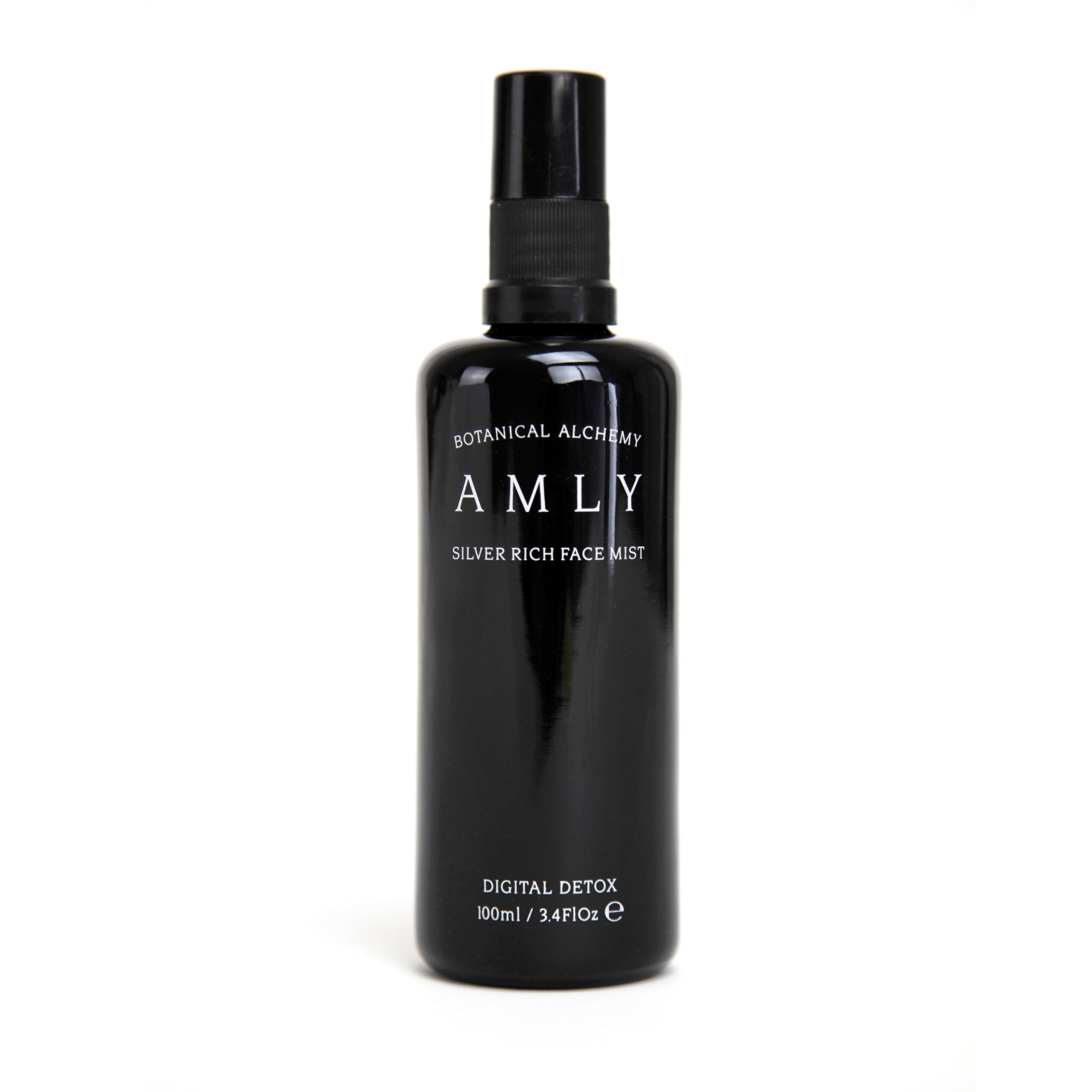 Amly Radiance Boost Silver Rich Face Mist - 100 ml
