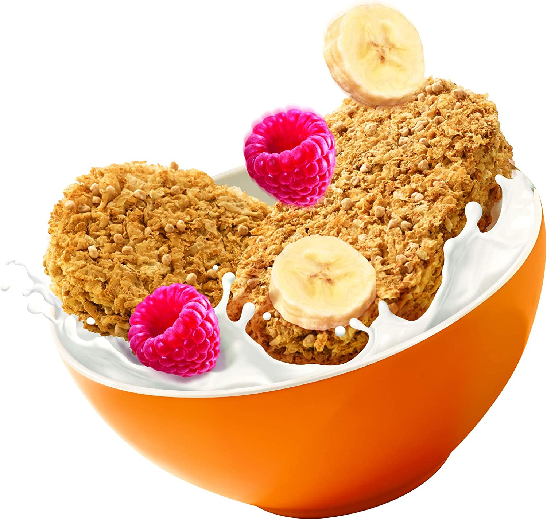 Weetabix Protein Original Protein Power Breakfast Cereales 6 x 440 g - desayuno integral del Reino Unido