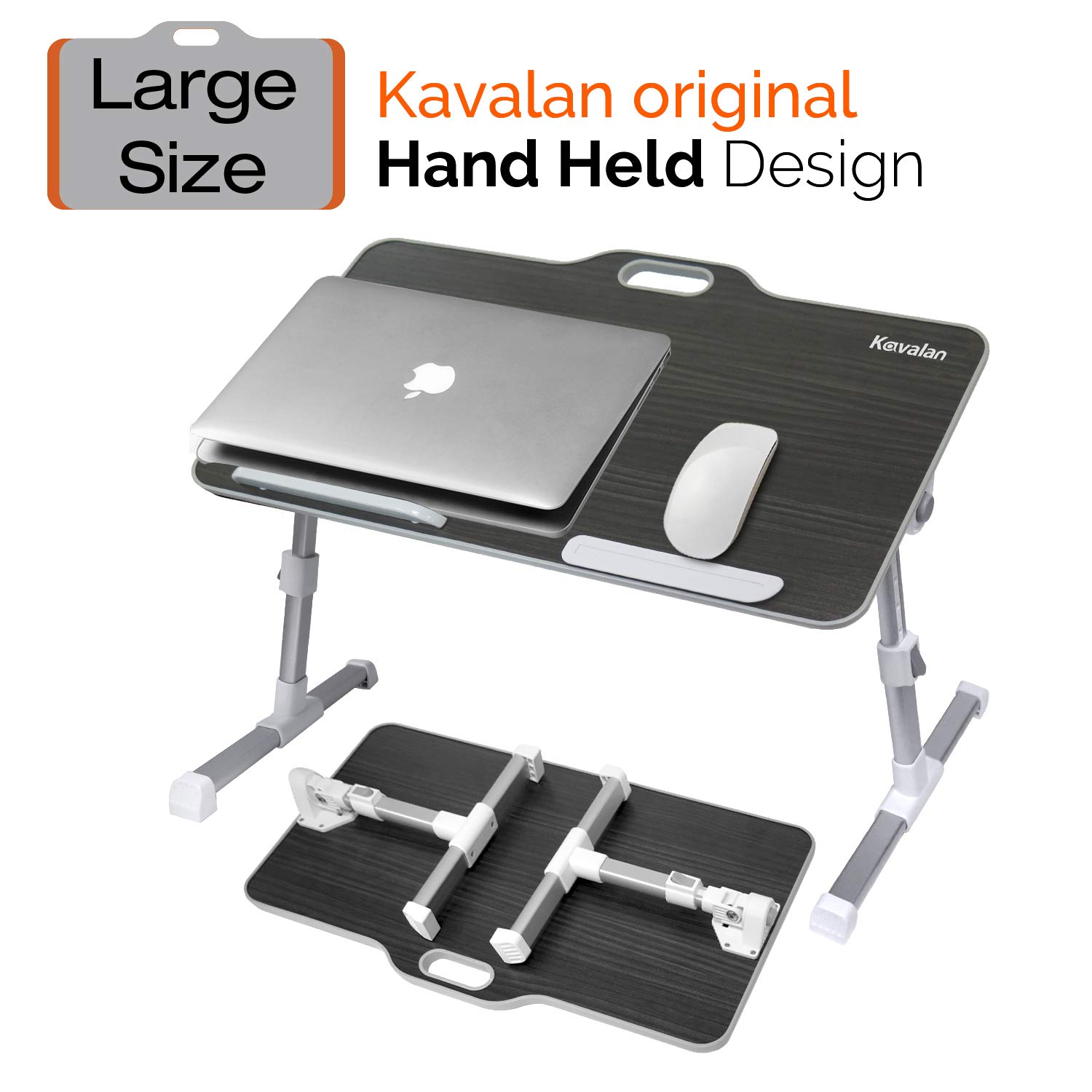 Perfect lapdesk for sitting on sofa or in bed