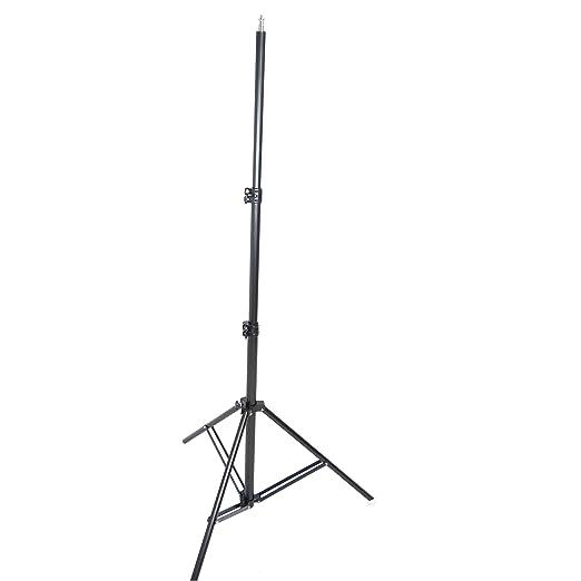 387 opinioni per DynaSun W957 Cavalletto Stativo Professionale, 250 cm, Ammortizzatori, Attacco