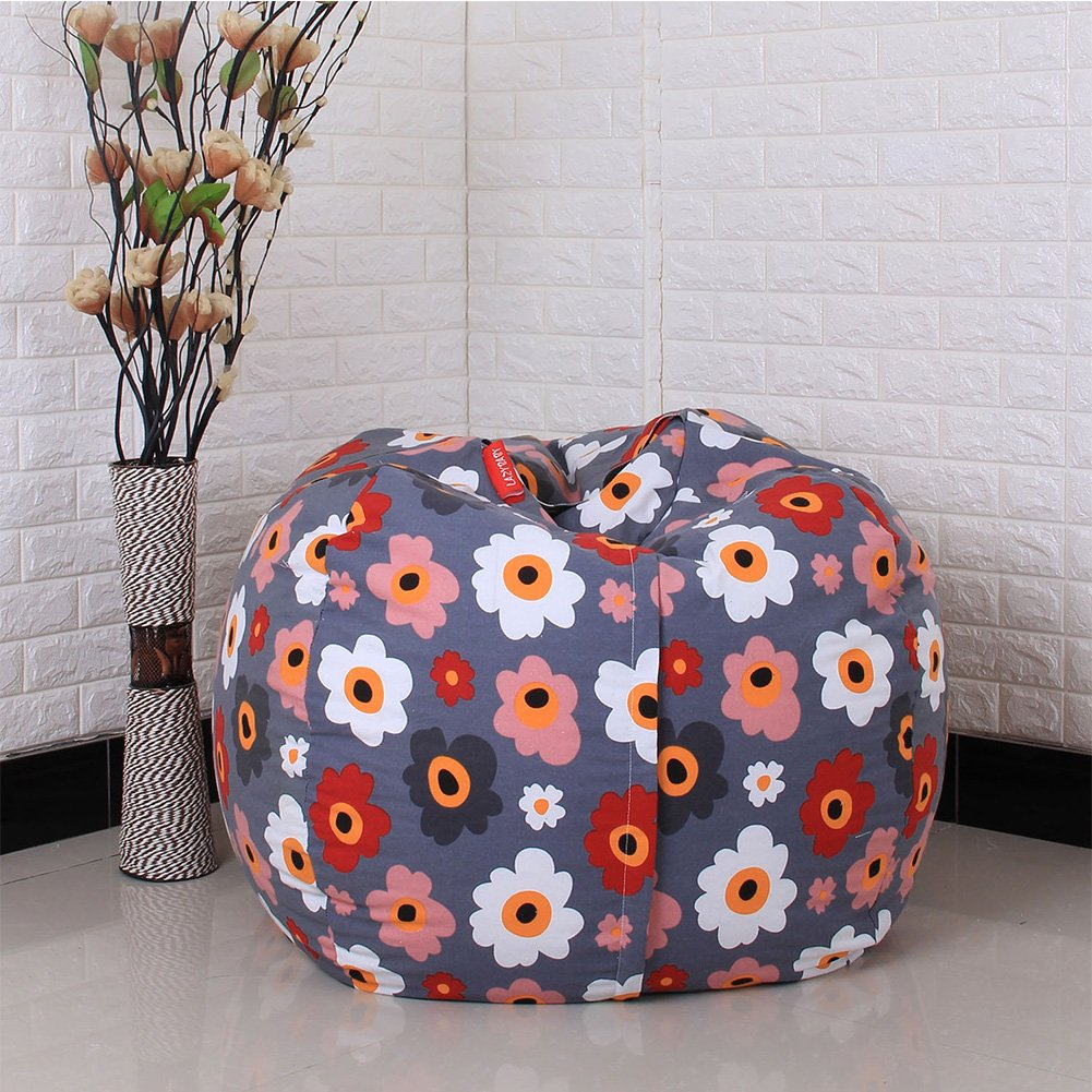 Amazon.com: Animal de peluche 38 inch Storage Bean Bag – Puf ...