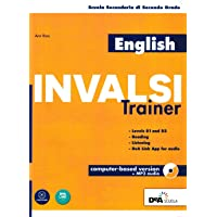 English INVALSI Trainer. Per le Scuole superiori. Con CD-Audio formato MP3