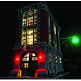 brickled Light Kit for Lego Ghostbusters 75827 Firehouse Headquarters (Lego Set not Included)