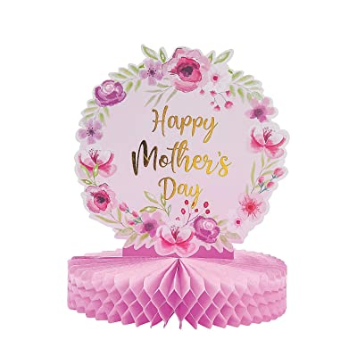 Mothers Day Centerpiece - Party Decor - 1 Piece: Toys & Games