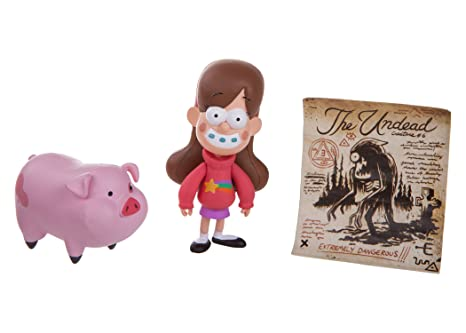 Gravity Falls Mabel with Waddles