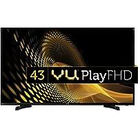 VU 108 cm (43 Inches) Full HD LED TV 43S6575 (Black)